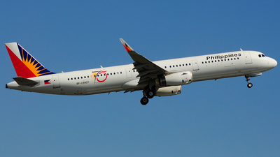 RP-C9907 - Airbus A321-231 - Philippine Airlines