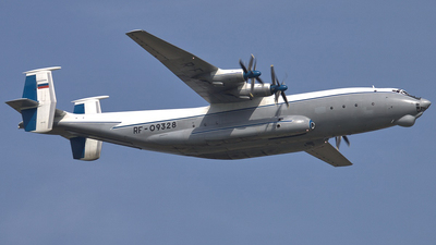 RF-09328 - Antonov An-22A - Russia - Air Force