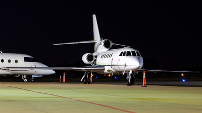 N188FJ - Dassault Falcon 50 - Private