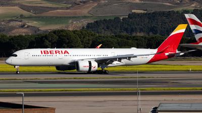 EC-NBE - Airbus A350-941 - Iberia