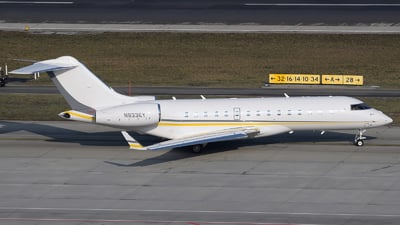 N933EY - Bombardier BD-700-1A10 Global Express - Private