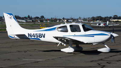 N45BV - Cirrus SR22 - Private