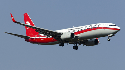 B-5396 - Boeing 737-86D - Shanghai Airlines