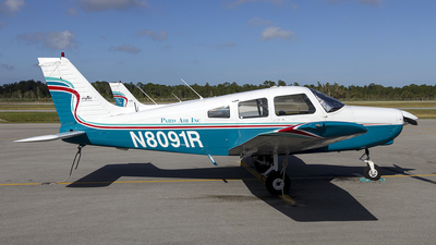 N8091R - Piper PA-28-161 Warrior II - Paris Air
