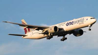 A7-BAG - Boeing 777-3DZER - Qatar Airways