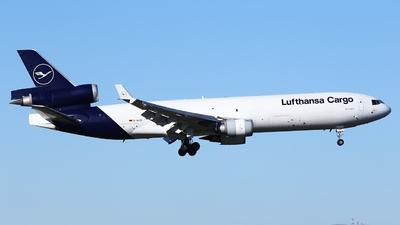 A picture of DALCD - McDonnell Douglas MD11F - Lufthansa Cargo - © André Klöckner