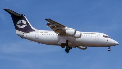 D-ALOA - British Aerospace BAe 146-200 - Hamburg Airlines