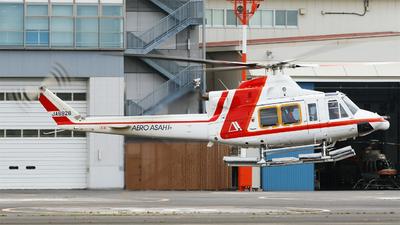 JA6928 - Bell 412EP - Aero Asahi