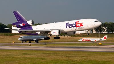 N559FE - McDonnell Douglas MD-10-10(F) - FedEx