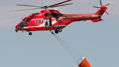 SX-HFF - Aérospatiale AS 332L Super Puma - Greece - Fire Fighting Service
