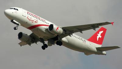A6-ABC - Airbus A320-214 - Air Arabia