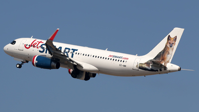CC-AWI - Airbus A320-232 - JetSmart