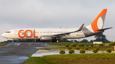 A picture of PRGGF - Boeing 7378EH - GOL Linhas Aereas - © Adriano Soares Fotografia