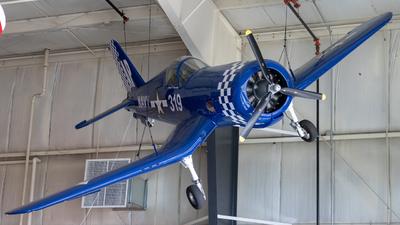 N320AP - War Aircraft Replicas F4U Corsair - Private