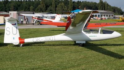 OK-3901 - SZD 48-1 Jantar Std 2 - Aero Club - Sumperk