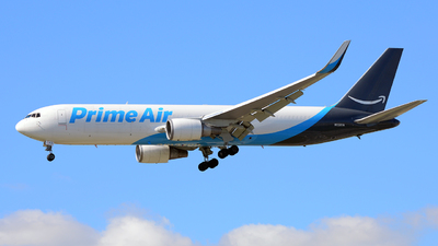 N1361A - Boeing 767-31B(ER)(BCF) - Amazon Prime Air (Atlas Air)