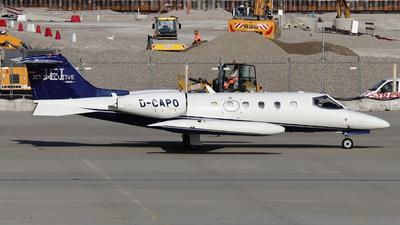 A picture of DCAPO - Learjet 35A -  - © Domi Einert