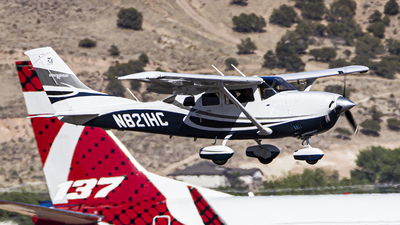 A picture of N821HC - Cessna T206H Turbo Stationair - [T20608846] - © David Lee