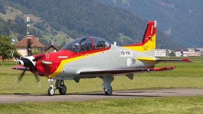 A picture of HBHWI - Pilatus PC21 - Pilatus Flugzeugwerke - © Tomasz Chrul
