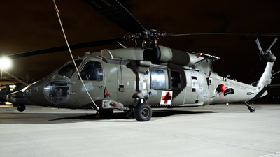 14-20702 - Sikorsky HH-60M Blackhawk - United States - US Army