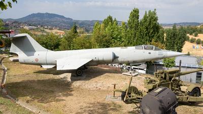 MM6767 - Lockheed F-104S ASA-M Starfighter - Italy - Air Force
