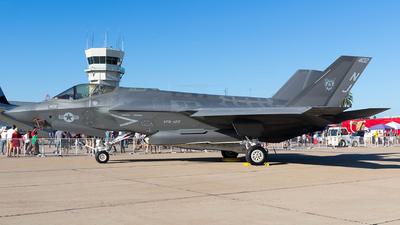 169032 - Lockheed Martin F-35C Lightning II - United States - US Marine Corps (USMC)