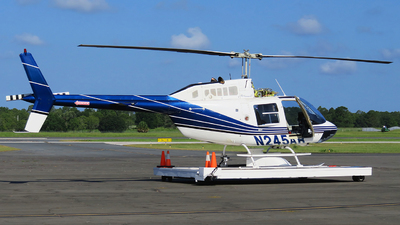 N245AR - Bell 206B JetRanger - Private