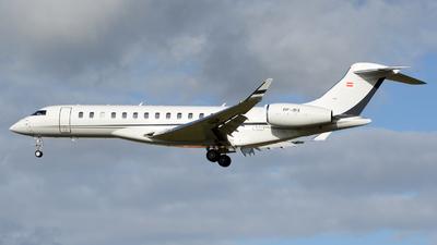OE-IRX - Bombardier BD-700-2A12 Global 7500  - Art Aviation