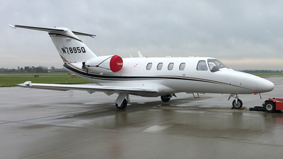 N7895Q - Cessna 525 Citation CJ1 - Private