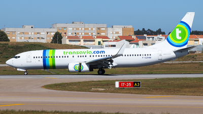 A picture of FGZHM - Boeing 7378K2 - Transavia - © Luciano Silva