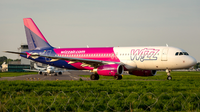 HA-LWP - Airbus A320-232 - Wizz Air