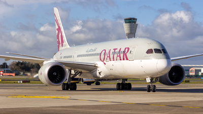 A picture of A7BCY - Boeing 7878 Dreamliner - Qatar Airways - © Michal Haraf