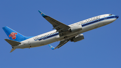 B-5128 - Boeing 737-83N - China Southern Airlines
