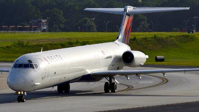 N995DL - McDonnell Douglas MD-88 - Delta Air Lines