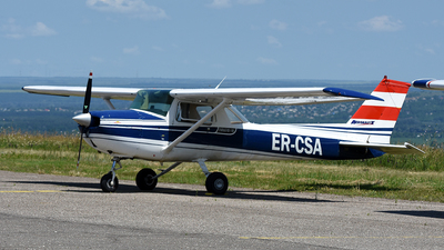 ER-CSA - Cessna 150F - Private