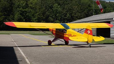 A picture of HBOQA - Piper PA18150 Super Cub - [185375] - © Alex