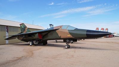 68-0033 - General Dynamics F-111E Aardvark - United States - US Air Force (USAF)