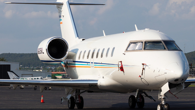 N605KL - Bombardier CL-600-2B16 Challenger 605 - Private