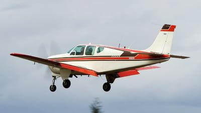 N1523S - Beechcraft B35 Bonanza - Private