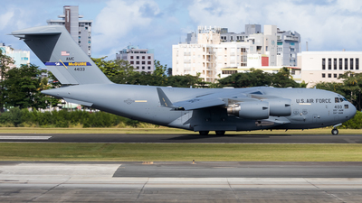 04-4133 - Boeing C-17A Globemaster III - United States - US Air Force (USAF)