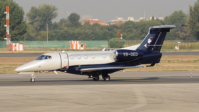 YR-DED - Embraer 505 Phenom 300 - Dedeman