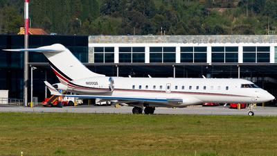 N100QS - Bombardier BD-700-1A11 Global 5000 - NetJets Aviation