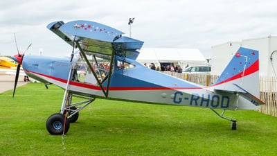 G-RHOD - Just AirCraft SuperSTOL - Private