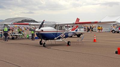 A picture of N490CP - Cessna 182T Skylane - Civil Air Patrol - © Joshua Ruppert