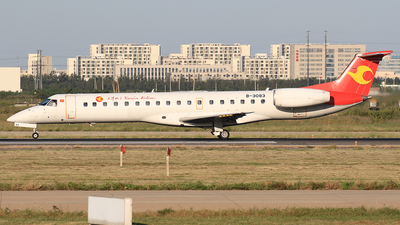B-3083 - Embraer ERJ-145LI - Tianjin Airlines