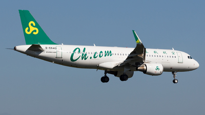 B-6840 - Airbus A320-214 - Spring Airlines