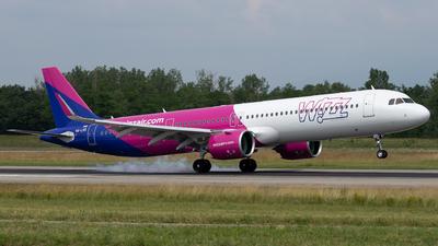 HA-LVO - Airbus A321-271NX - Wizz Air