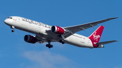 G-VWOO - Boeing 787-9 Dreamliner - Virgin Atlantic Airways