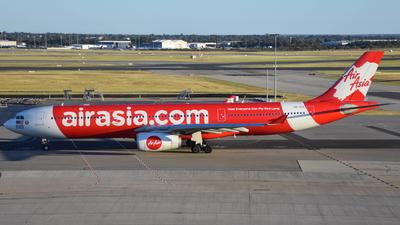 9M-XXK - Airbus A330-343 - AirAsia X