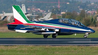 MM55053 - Aermacchi MB-339PAN - Italy - Air Force
